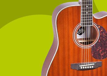 Vibe VA741C – gitara akustyczna