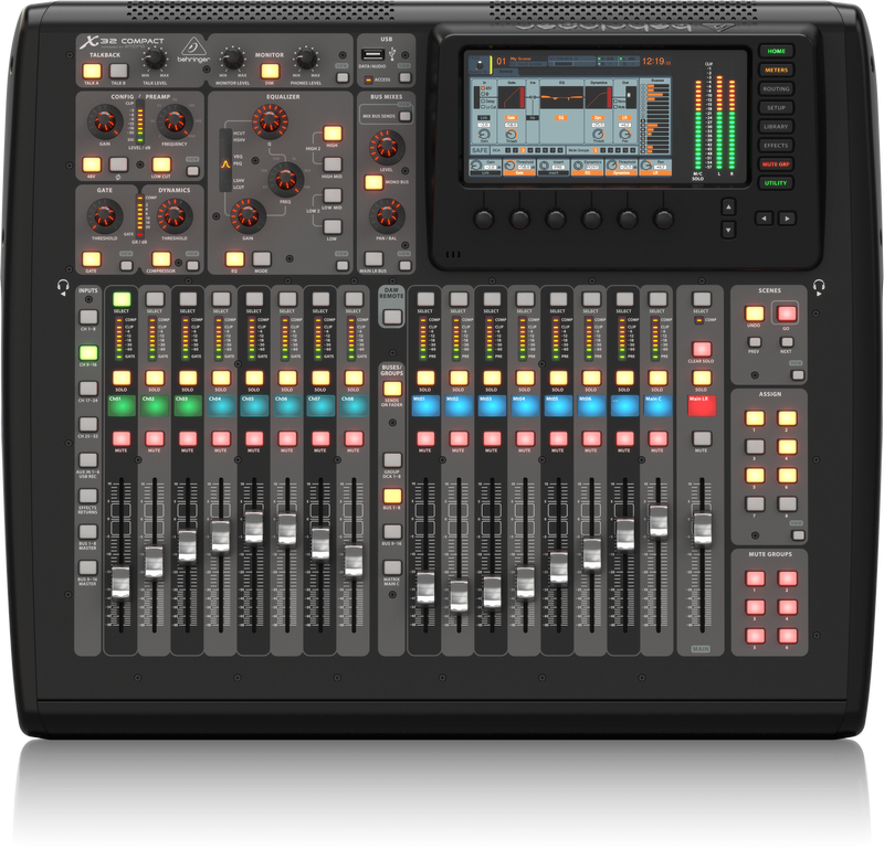 BEHRINGER X32 COMPACT mikser cyfrowy