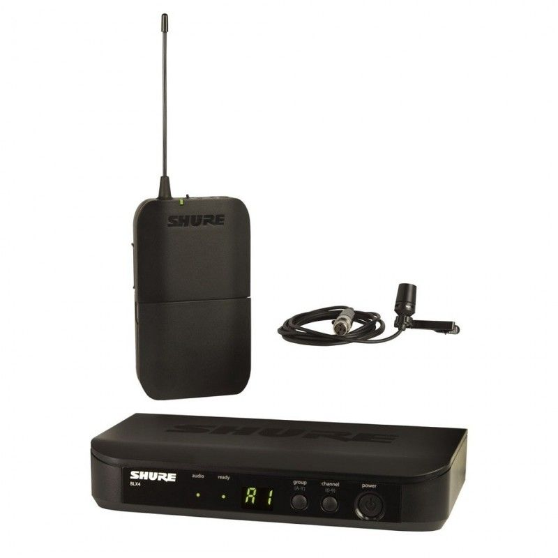 SHURE BLX14/CVL mikrofon bezprzewodowy krawatowy