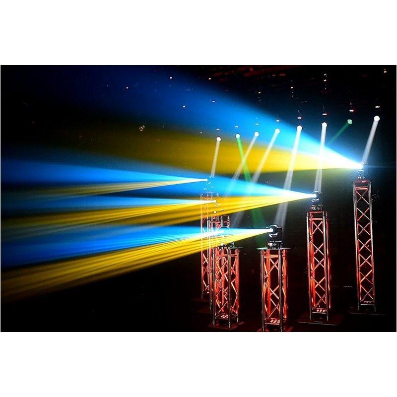 LIGHT4ME FOCUS 60 LED głowa ruchoma spot PRYZMA AF