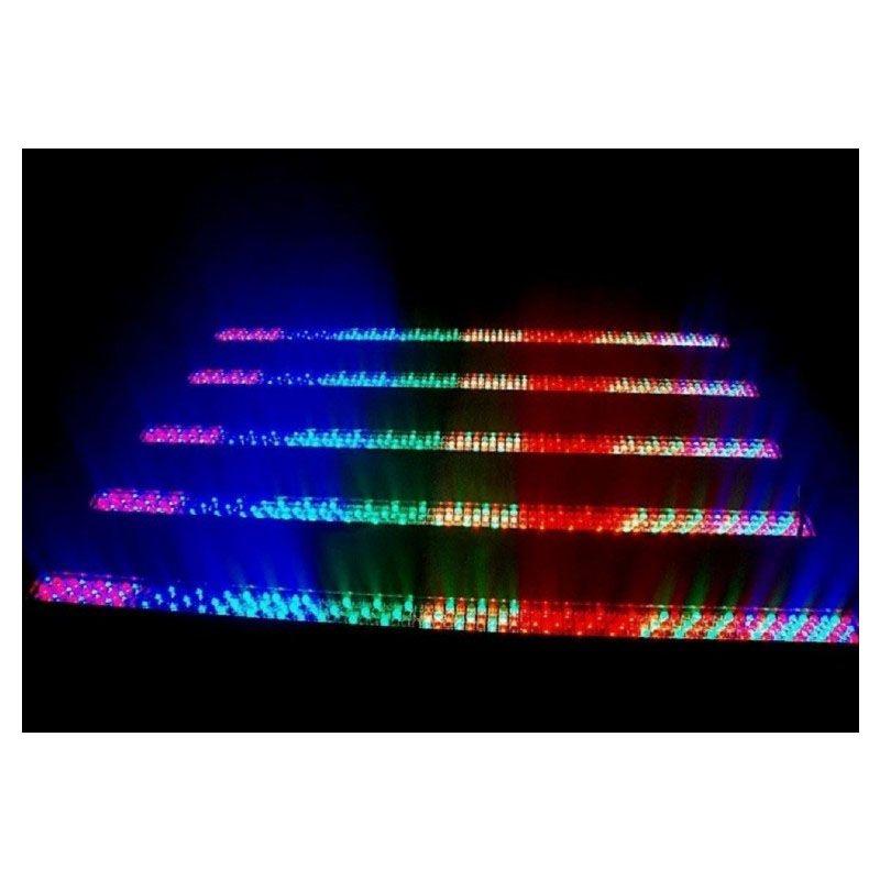 LIGHT4ME BASIC LIGHT BAR LED 16 RGB IR listwa WH