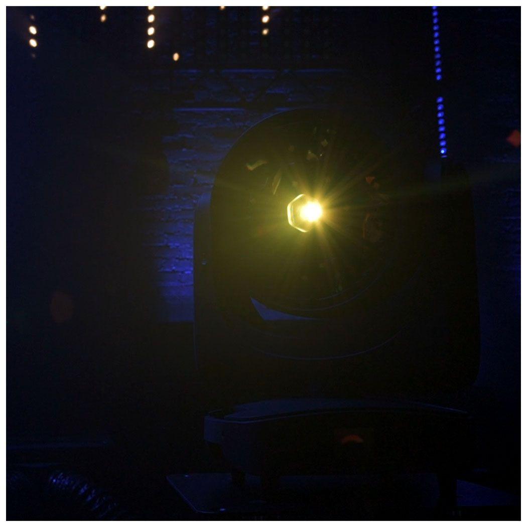 LIGHT4ME VENOM EYE głowica ruchoma hybryda LED wash beam