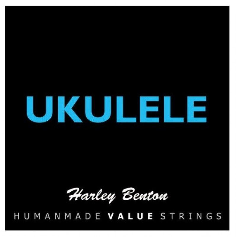 HARLEY BENTON VALUE STRING SET struny do ukulele