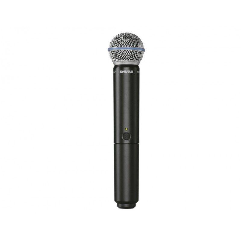 SHURE BLX2/Beta58 nadajnik do ręki z mikrofonem