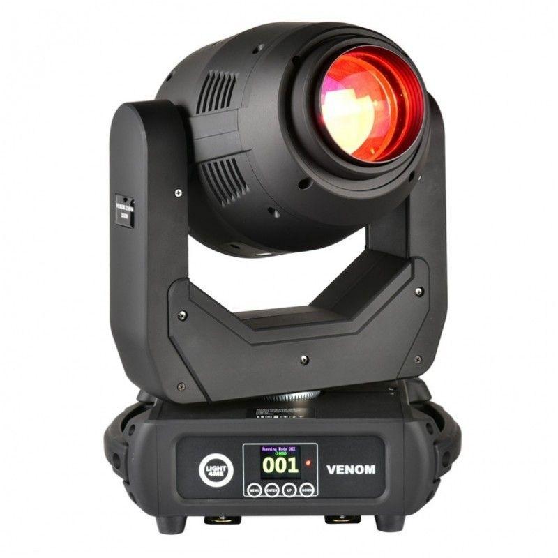 LIGHT4ME VENOM ZOOM 250 głowica Używana
