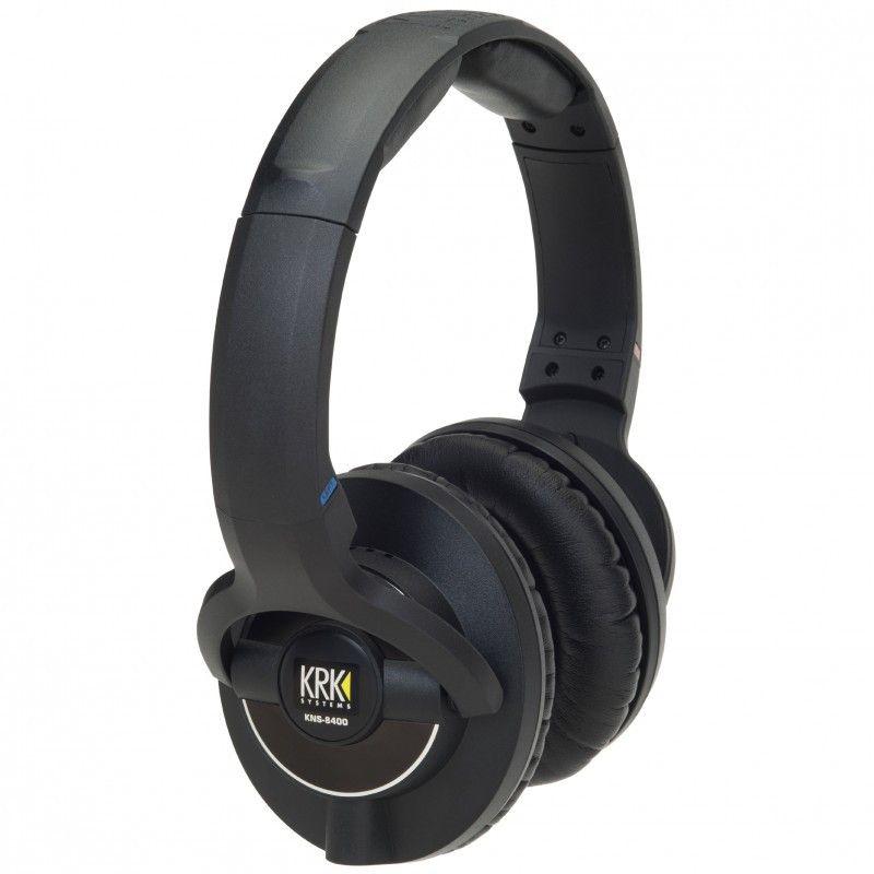KRK KNS 8400 słuchawki studyjne zamknięte 36 Ohm