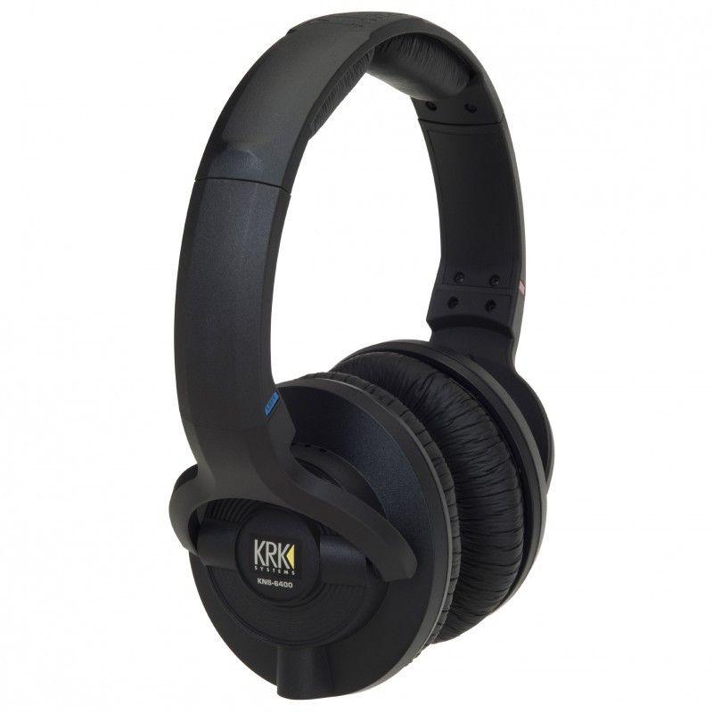 KRK KNS 6400 słuchawki studyjne zamknięte 36 Ohm