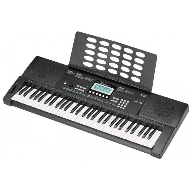 STARTONE MK-300 keyboard do nauki gry na pianinie