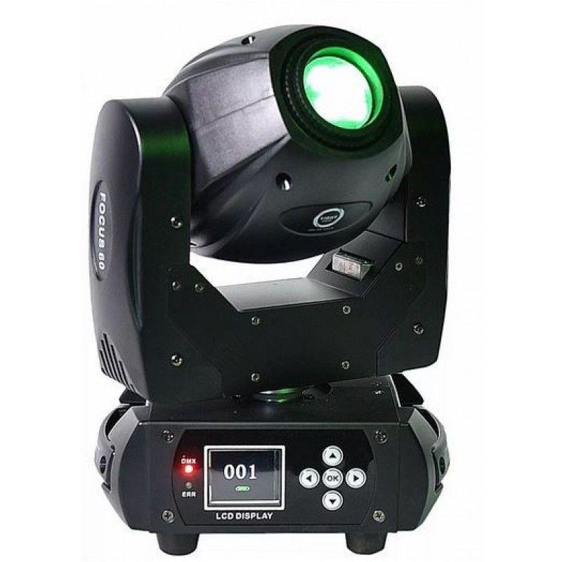 LIGHT4ME FOCUS 60 W LED spot pryzma Uszkodzona