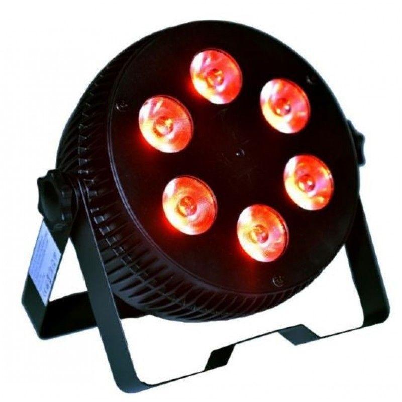 LIGHT4ME ART PAR 6x10W LED RGBW Używany 1