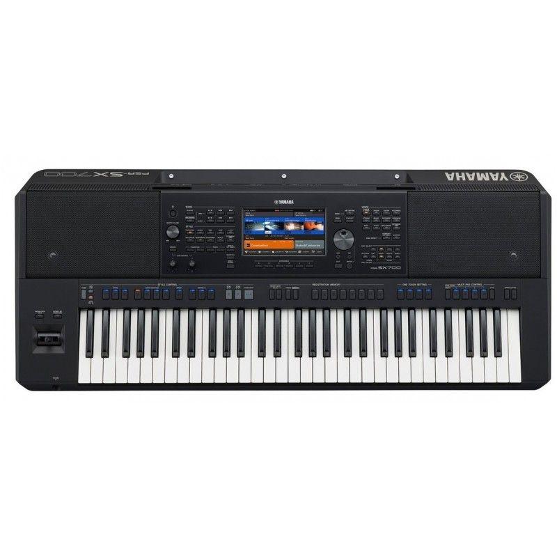 YAMAHA PSR SX700 keyboard aranżer workstation