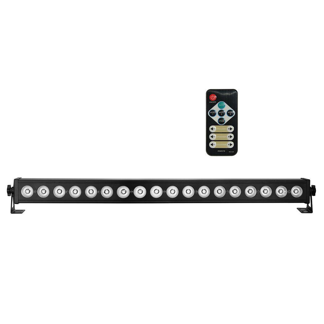 LIGHT4ME PIXEL BAR 18 RGBW IR listwa LED + pilot