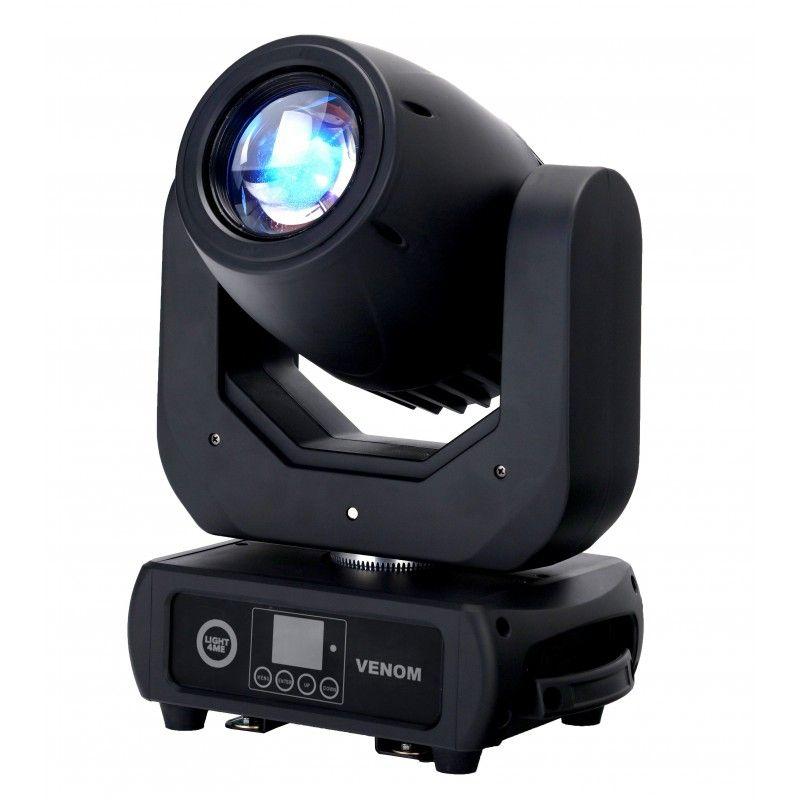 LIGHT4ME VENOM SPOT 150W głowa ruchoma LED focus