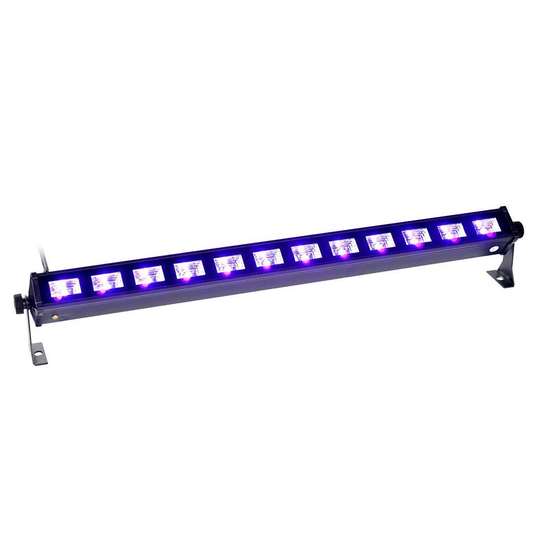LIGHT4ME LED BAR UV 12 + WHITE - oświetlacz listwa