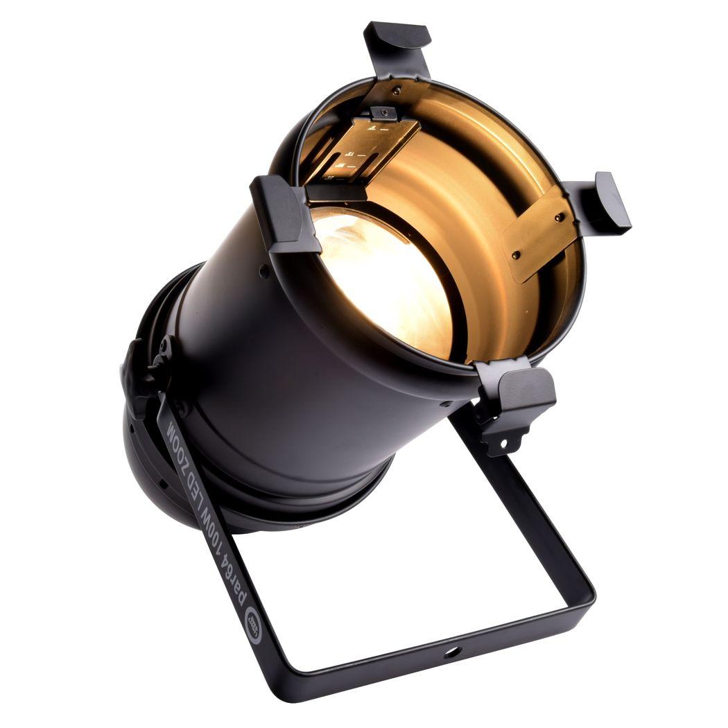 LIGHT4ME PAR 64 100W LED ZOOM reflektor sceniczny
