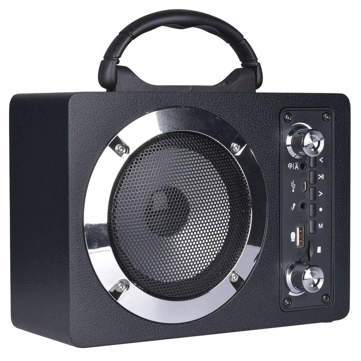 NN M10 BK przenośna kolumna głośnikowa Bluetooth