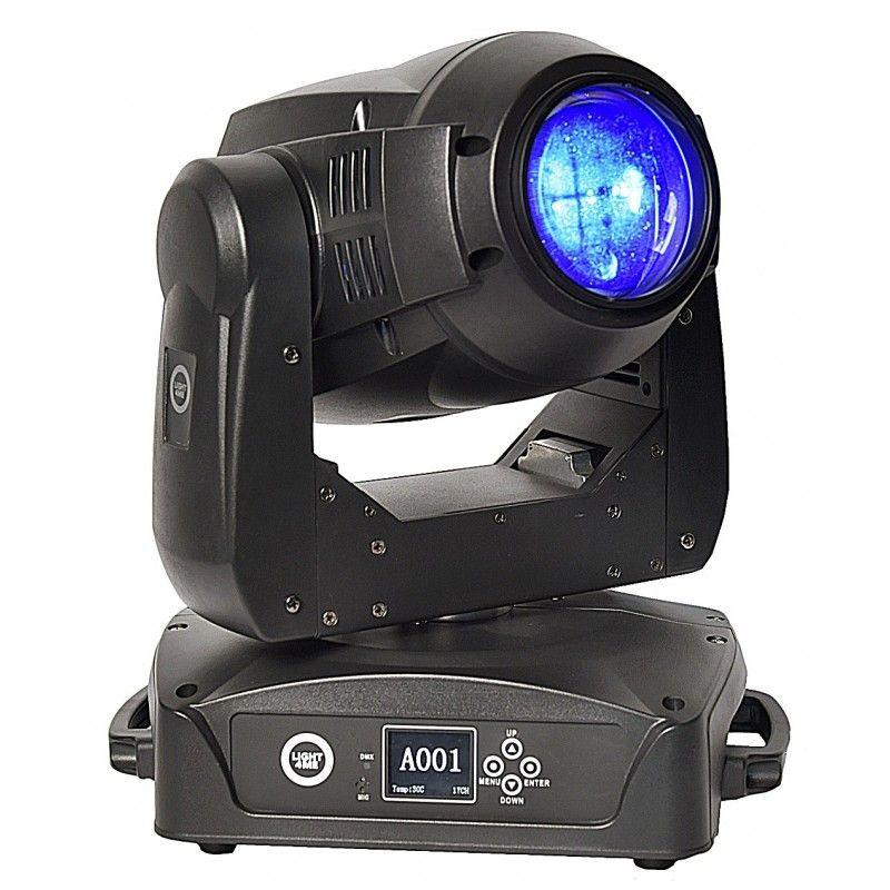 LIGHT4ME PATRIOT BEAM 180 głowica ruchoma LED