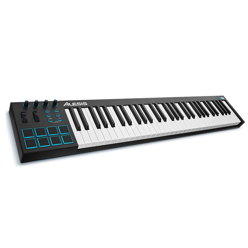ALESIS V61 klawiatura sterująca kontroler USB MIDI