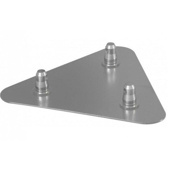 ALUSTAGE podstawa TRI ALU 290 30X30x30 srebrna
