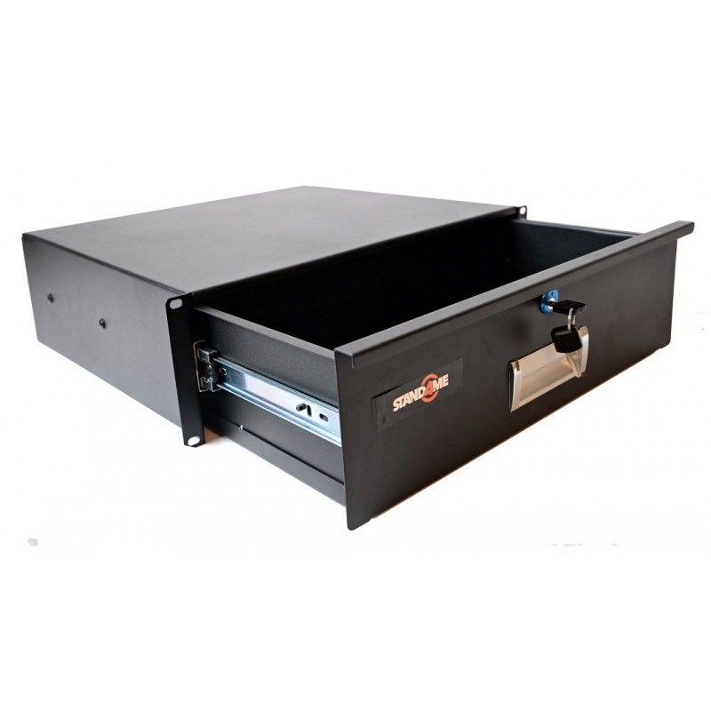CASE4ME SZUFLADA 4U RACK 19 CALI sprzęt akcesoria