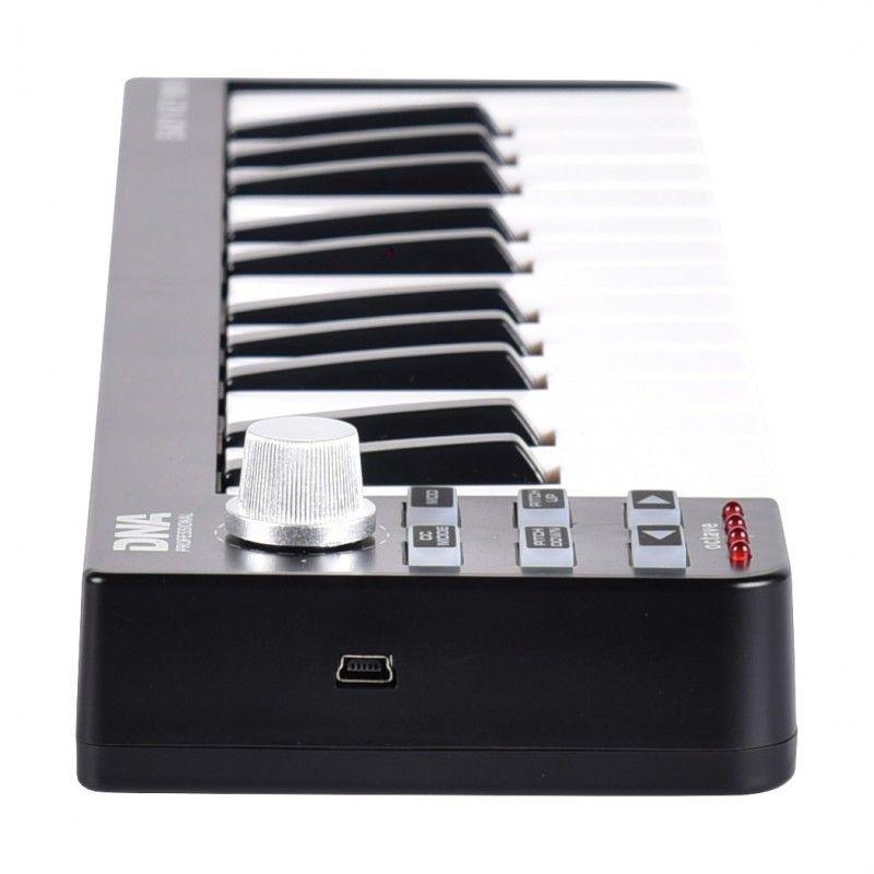 DNA EASY KEY MINI - klawiatura sterująca MIDI USB