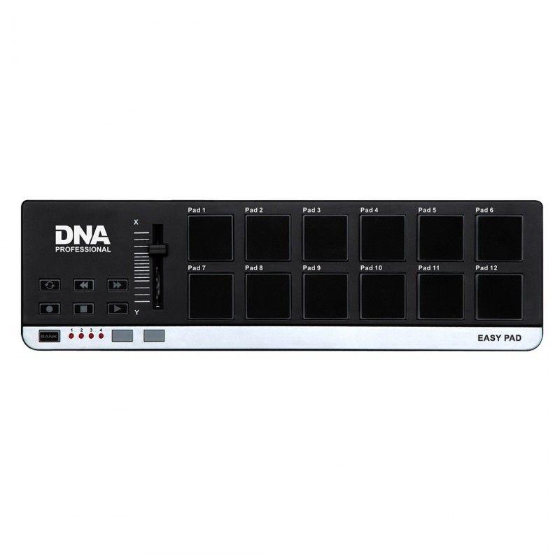DNA EASY PAD - kontroler perkusyjny MIDI UŻYWANY