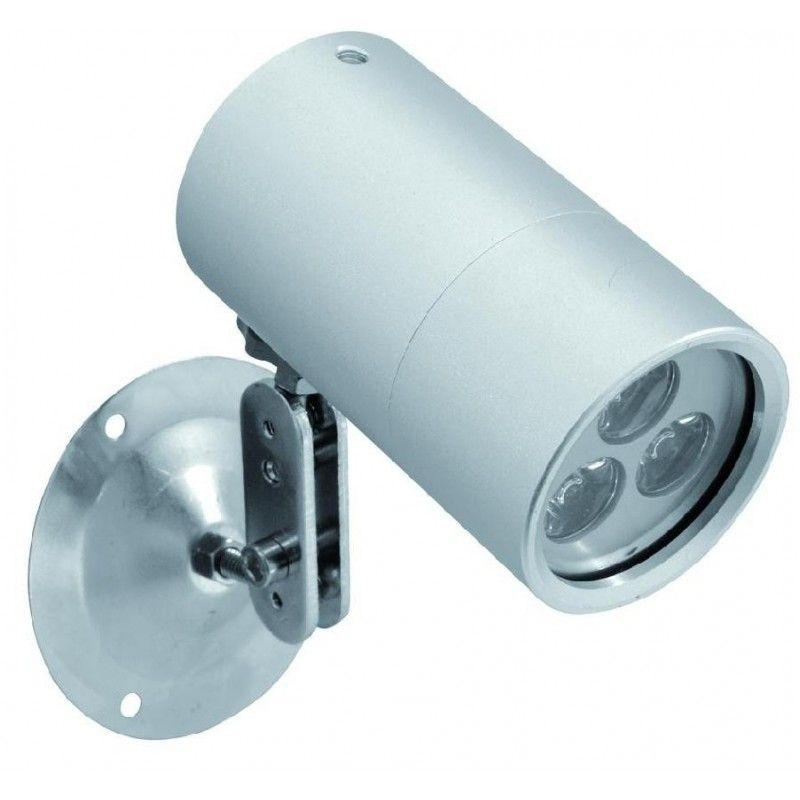EUROLITE LED IP WALL 3x1W oświetlacz