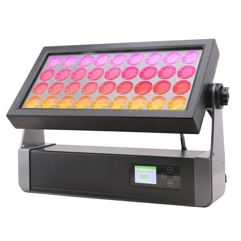 EVOLIGHTS 36x15W RGBW WALL WASHER oświetlacz LED