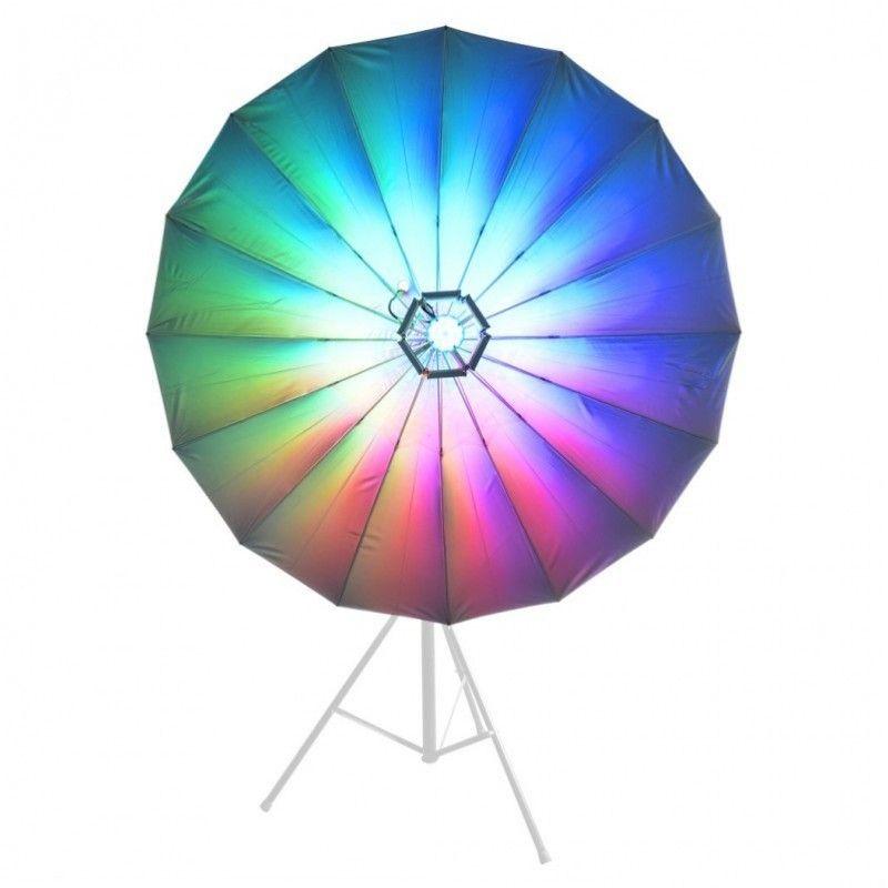 EVOLIGHTS SOLAR 140 PARASOL LED RGB Niekompletne