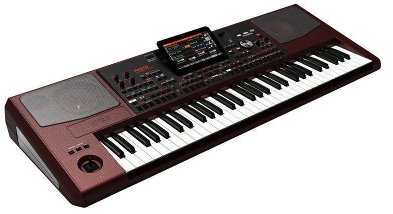 KORG PA 1000 keyboard aranżer mp3 pl midi
