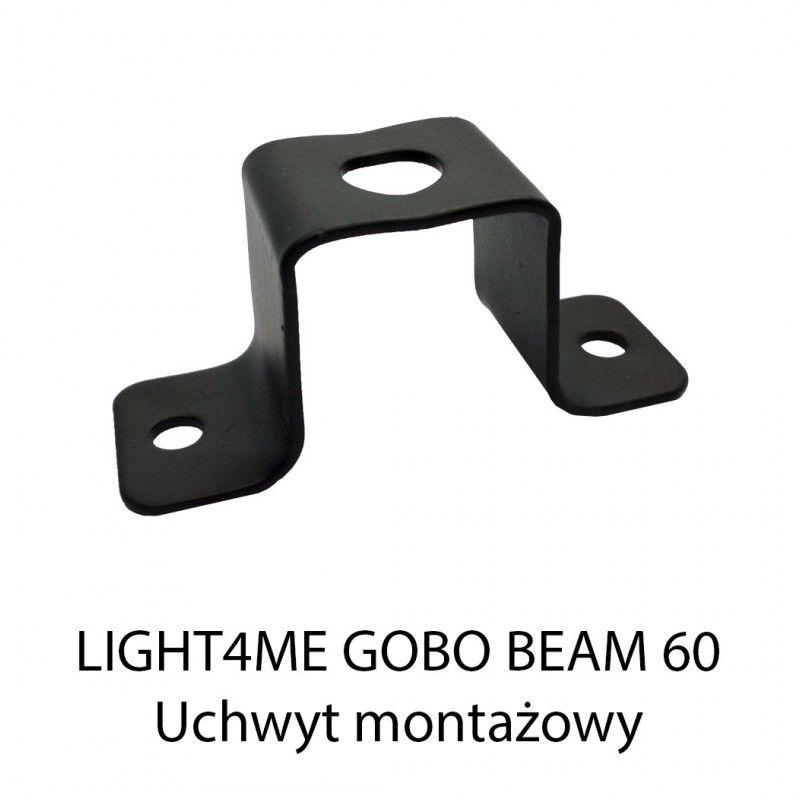 LIGHT4ME GOBO BEAM 60 LED UCHWYT MONTAŻOWY