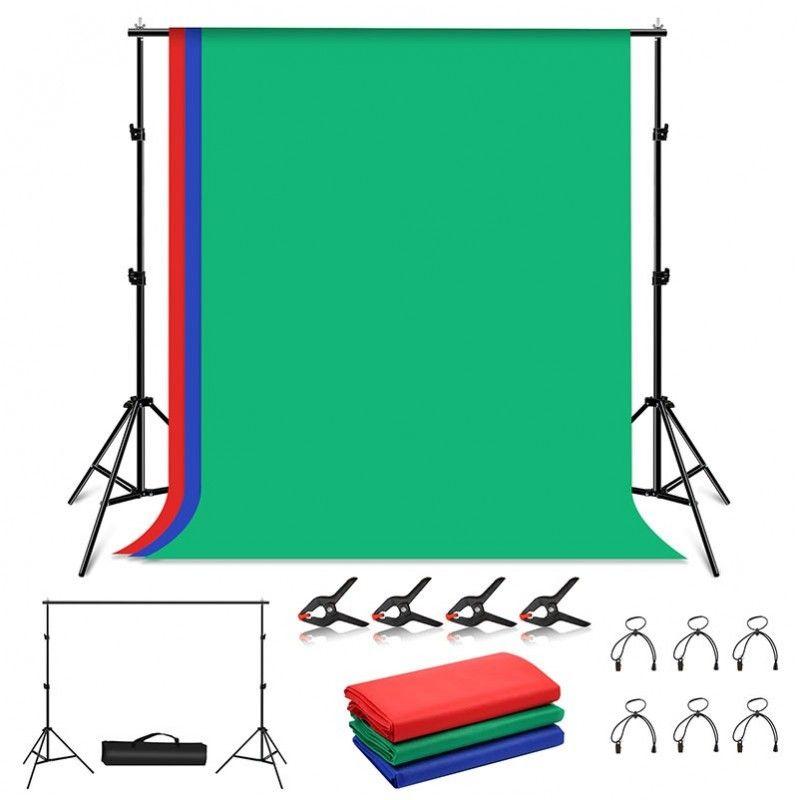 PULUZ PKT 5204 tło do studia fotograficznego 2x2m