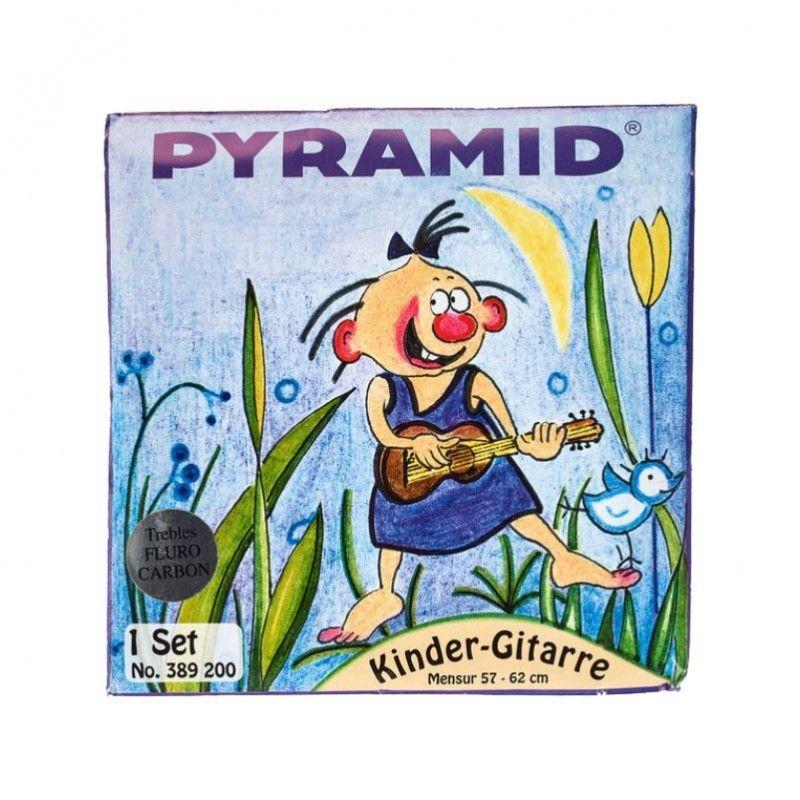 PYRAMID CARBON 3/4 SET struny do gitary klasycznej