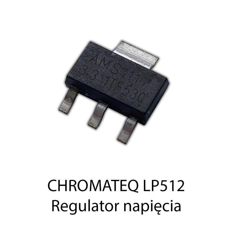 S. CHROMATEQ LP512 REGULATOR NAPIĘCIA S1117