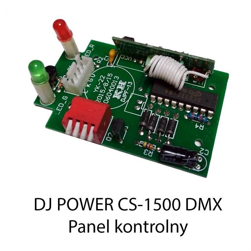 S. DJ POWER CS-1500 DMX PANEL KONTROLNY