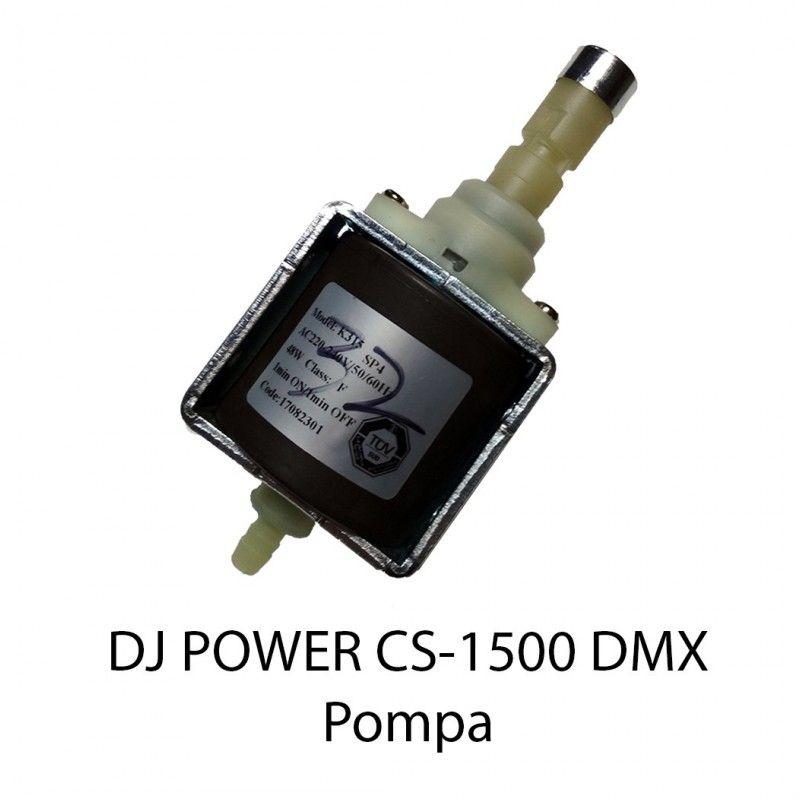 S. DJ POWER CS-1500 DMX WYTWORNICA DYMU POMPA