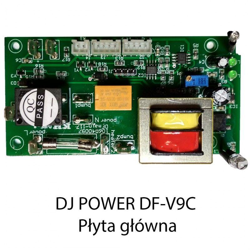 S. DJ POWER DF-V9C płyta główna do wytwornicy dymu 700W