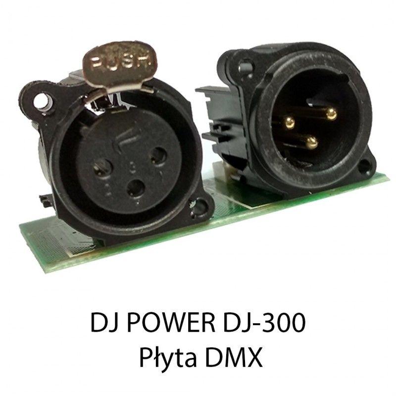 S. DJ POWER DJ-300 płyta DMX