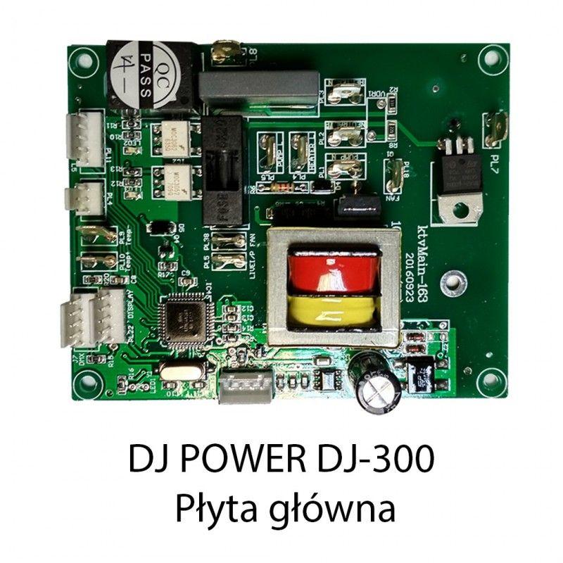 S. DJ POWER DJ-300 płyta główna
