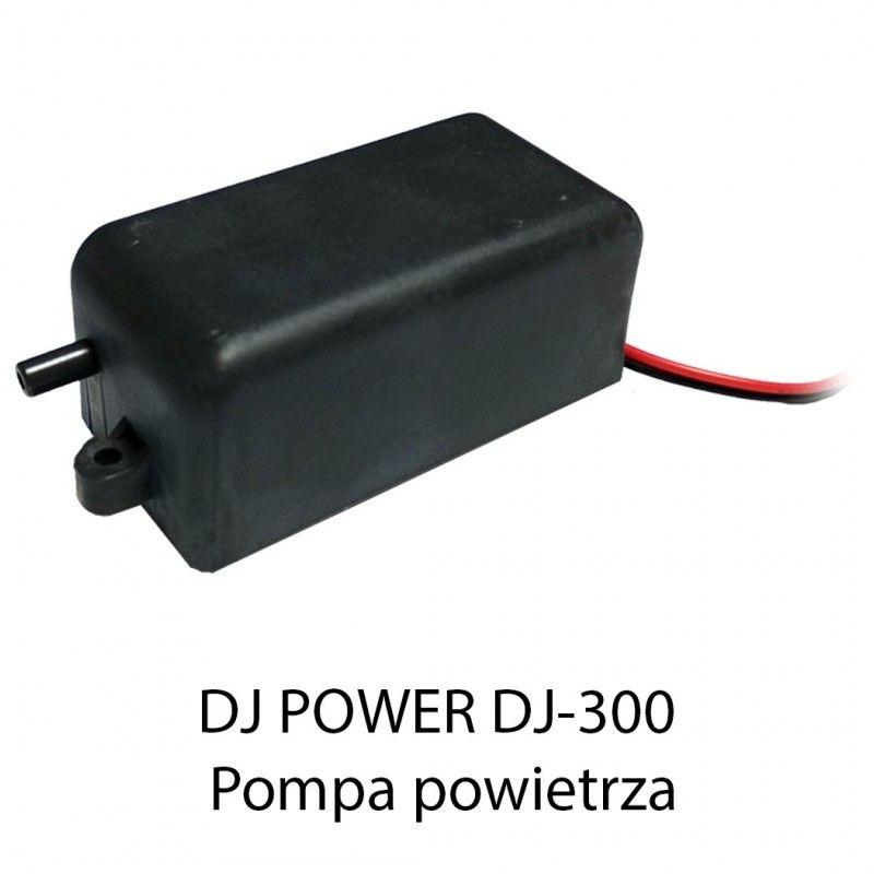 S. DJ POWER DJ-300 pompa powietrza