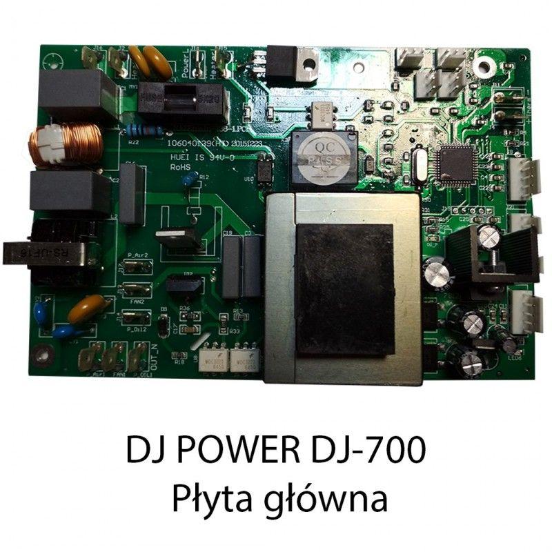 S. DJ POWER DJ-700 płyta główna