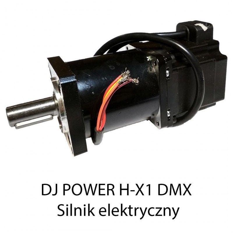 S. DJ POWER H-X1 DMX SILNIK ELEKTRYCZNY