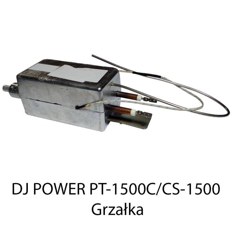 S. DJ POWER PT-1500C/CS-1500 grzałka