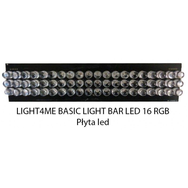 S. LIGHT4ME BASIC LIGHT BAR LED 16 RGB PŁYTA LED