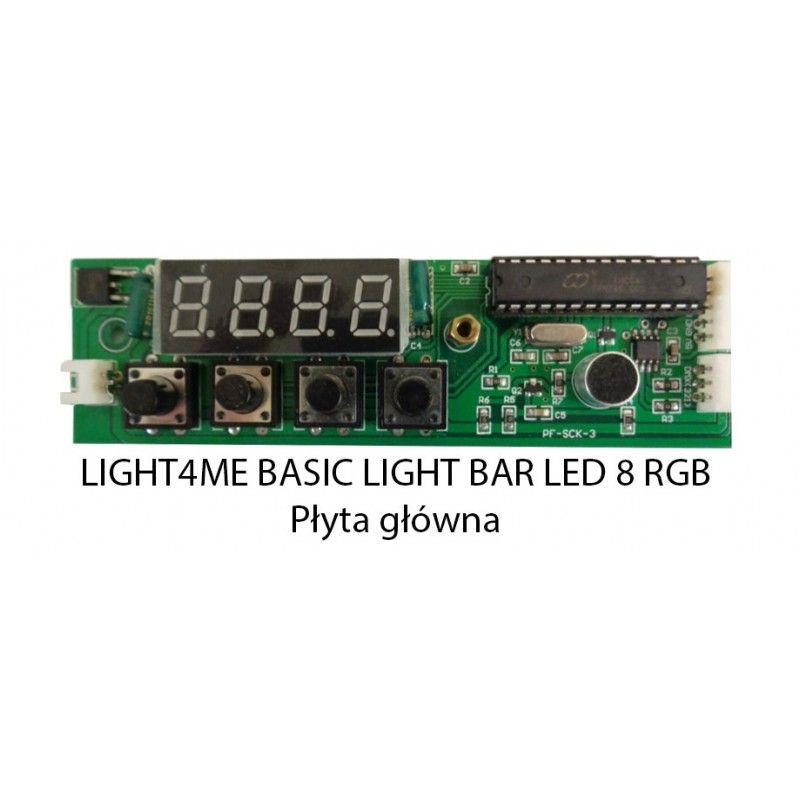 S. LIGHT4ME BASIC LIGHT BAR LED 8 RGB DISPLAY BOAR