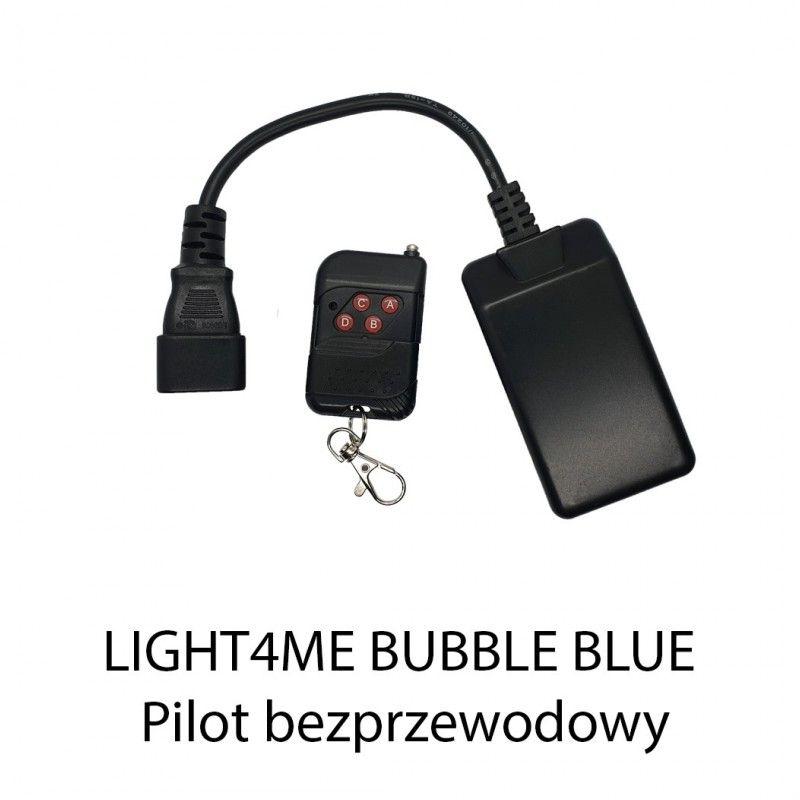 S. LIGHT4ME BUBBLE BLUE PILOT