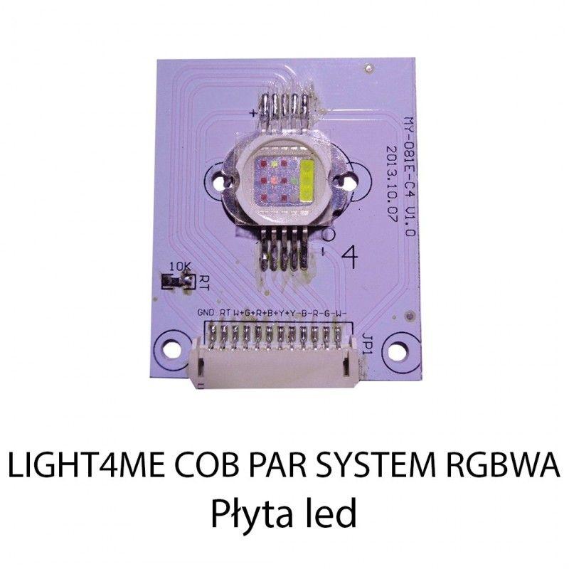 S. LIGHT4ME COB PAR SYSTEM RGBWA PŁYTA LED