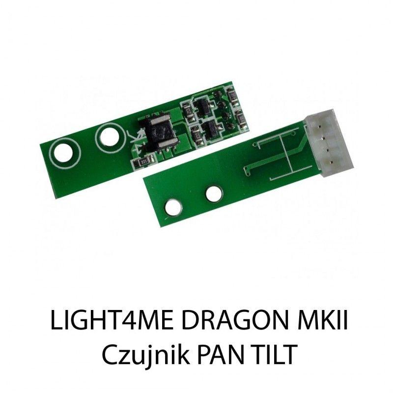 S. LIGHT4ME DRAGON MKII CZUJNIK PAN TILT