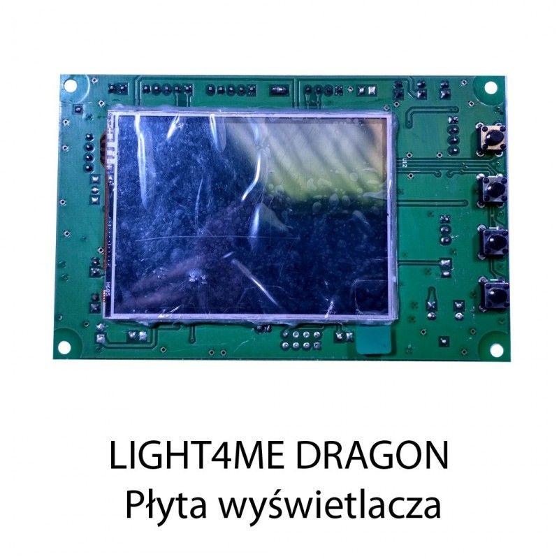 S. LIGHT4ME DRAGON PŁYTA WYŚWIETLACZA