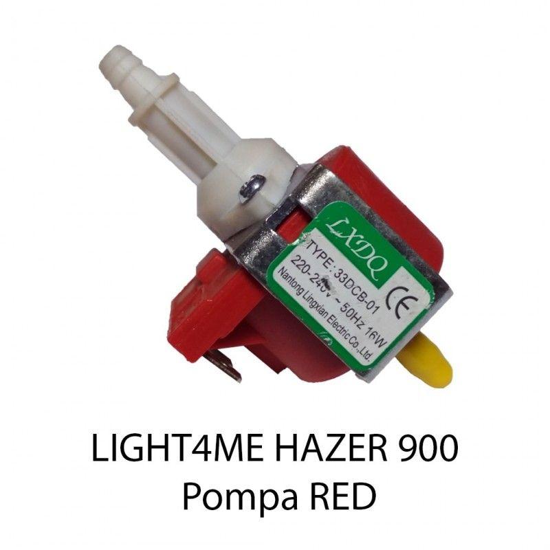 S. LIGHT4ME HAZER 900 POMPA RED